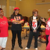 2016 Sisterhood Event