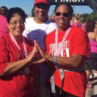 2016 Race Against Breast Cancer